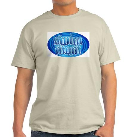 Swim Mom Light T-Shirt
