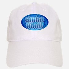 Swim Mom Baseball Baseball Cap