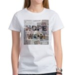 Hope Won Women's T-Shirt