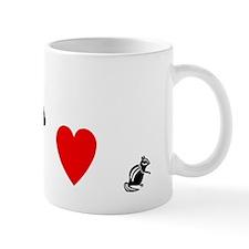 Unique Chipmunks Mug
