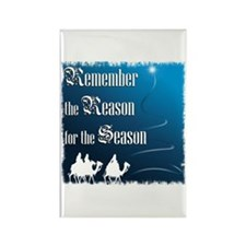 """""""Remember the Reason"""" Rectangle Magnet (10 pack)"""