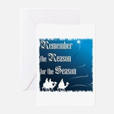 """""""Remember the Reason"""" Greeting Cards (Pk of 20)"""