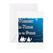 """""""Remember the Reason"""" Greeting Cards (Pk of 10)"""