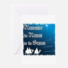 """""""Remember the Reason"""" Greeting Card"""
