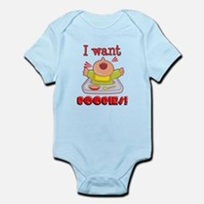 I want Boobies Infant Bodysuit