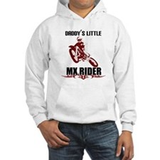 Daddy's LiL MX Rider Hoodie