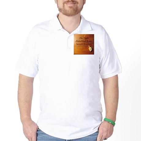 Hanukkah Harry Golf Shirt