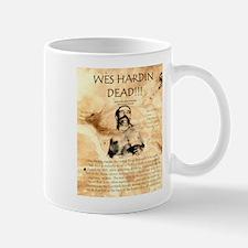 Wes Hardin Mug