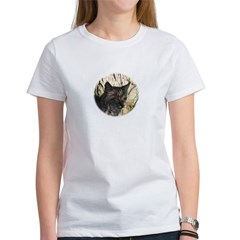 Bobcat in Brush Tee