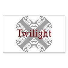Twilight Rectangle Decal