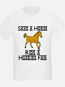 Huskies T-Shirt