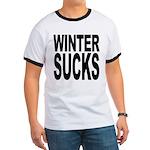 Winter Sucks Ringer T