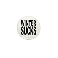 Winter Sucks Mini Button (100 pack)