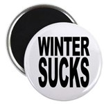 Winter Sucks Magnet
