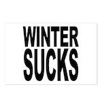 Winter Sucks Postcards (Package of 8)