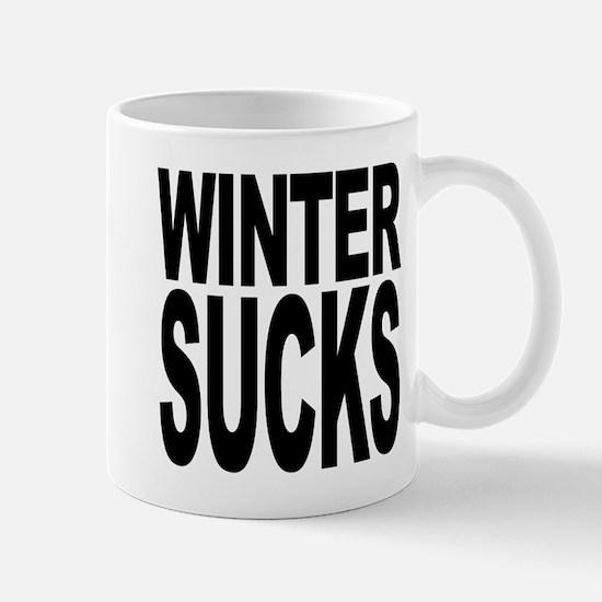 Winter Sucks Mug