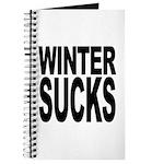 Winter Sucks Journal