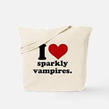 sparkly vampires.. Tote Bag
