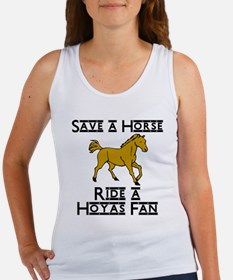 Hoyas Women's Tank Top