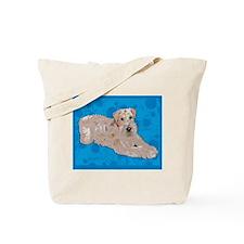 Wheaten Art Tote Bag
