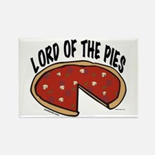 Lord of the Pies Rectangle Magnet