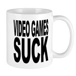 Video Games Suck Mug