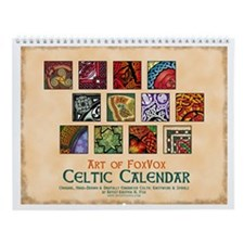 Celtic Wall Calendar
