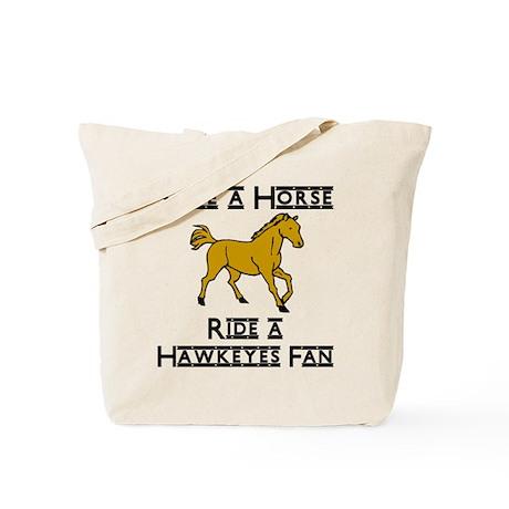 Hawkeyes Tote Bag