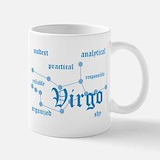 Virgo Small Mugs