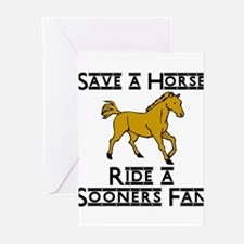 Sooners Greeting Cards (Pk of 10)