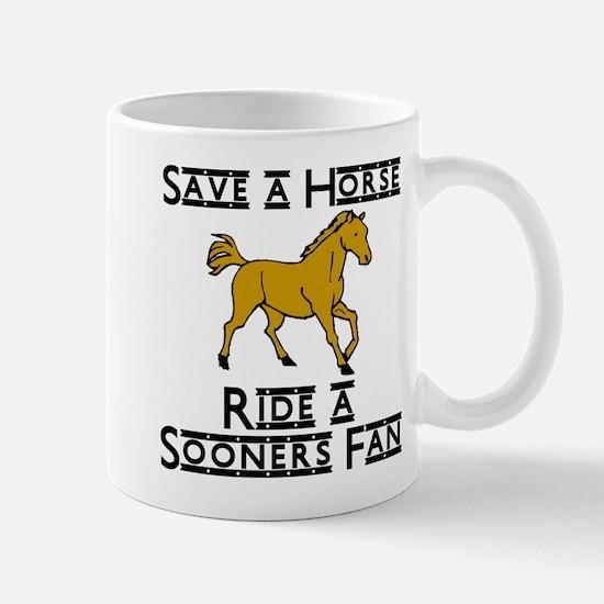 Sooners Mug