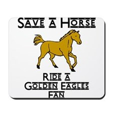 Golden Eagles Mousepad