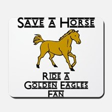Golden Eagles Mousepad