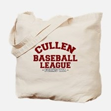 cullen baseball.. Tote Bag