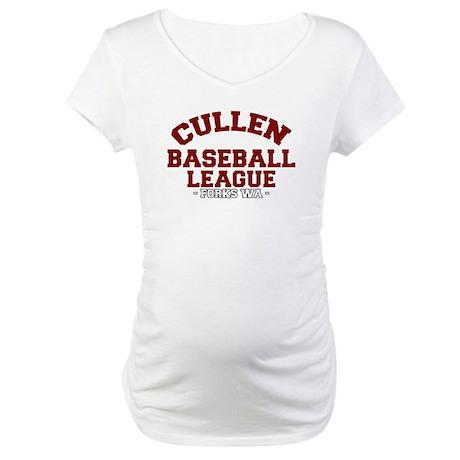 cullen baseball.. Maternity T-Shirt