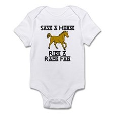 Rams Infant Bodysuit