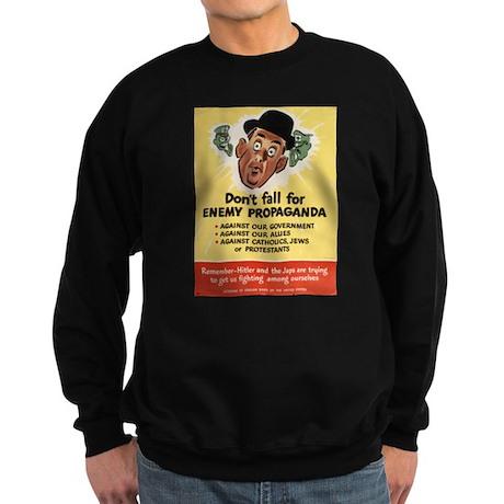 ENEMY PROPOGANDA Sweatshirt (dark)