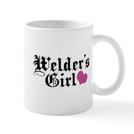 Welder's Girl Mug