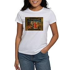 The Divine Comedy fresco Tee