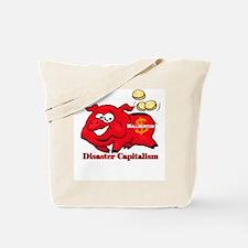 Halliburton: Disaster Capital Tote Bag