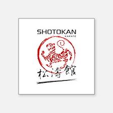Shotokan Karate Tiger Sticker