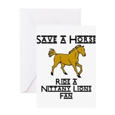 Nittany Lions Greeting Card