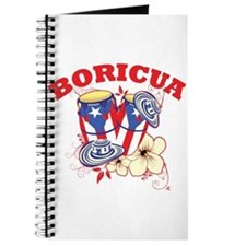 Puerto Rican Congas Journal