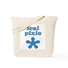Icsi Pixie Baby Tote Bag