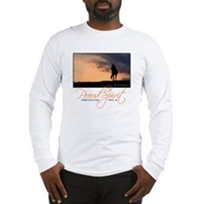 Proud Spirit Sanctuary Horses Long Sleeve T-Shirt