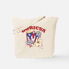 Puerto Rican Congas Tote Bag