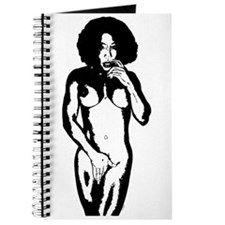 Frontal Nude Standing Journal
