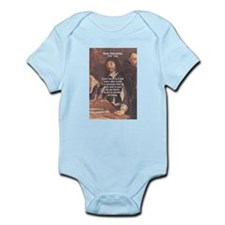 Philosopher: Rene Descartes Infant Creeper