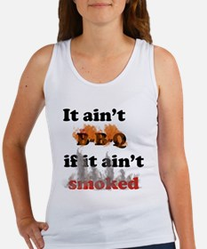 Bbq-smoked Women's Tank Top