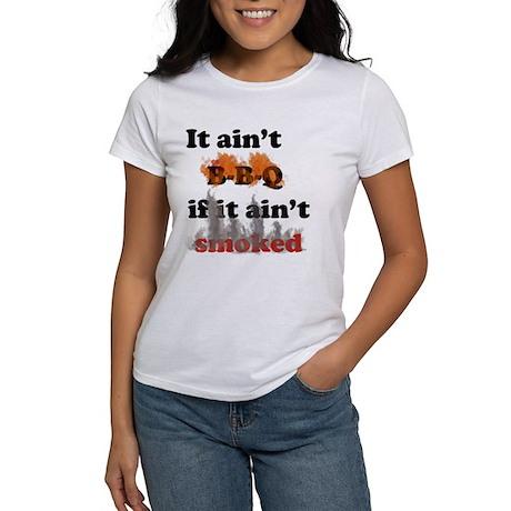 Bbq-smoked Women's T-Shirt